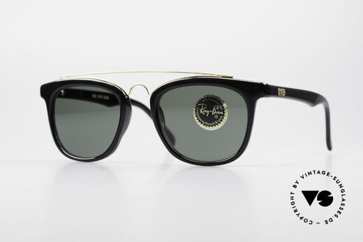 Ray Ban Gatsby Style 5 Bausch Lomb B&L Sonnenbrille Details