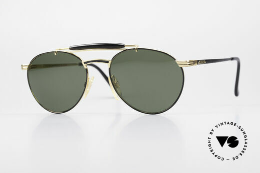 Alpina THE NEW MAN Rare 90er Aviator Sonnenbrille Details