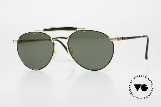 Alpina THE NEW MAN Rare 90er Aviator Sonnenbrille Details