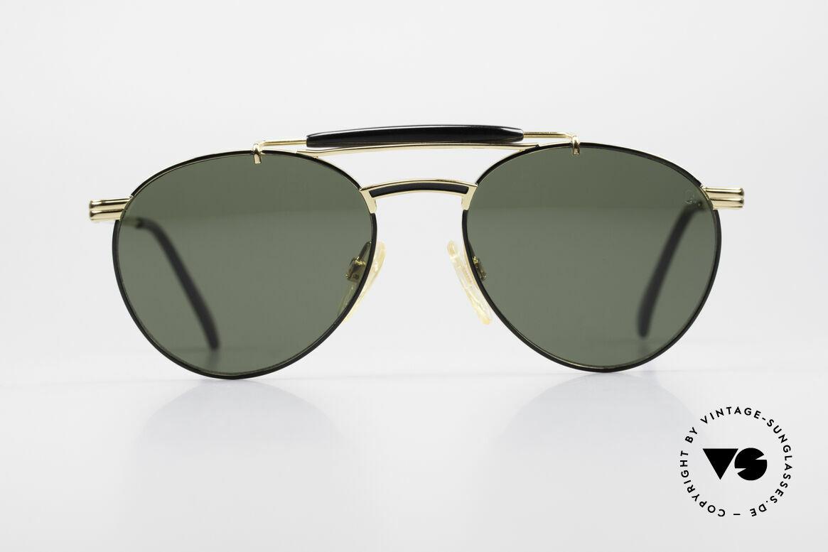 Alpina THE NEW MAN Rare 90er Aviator Sonnenbrille