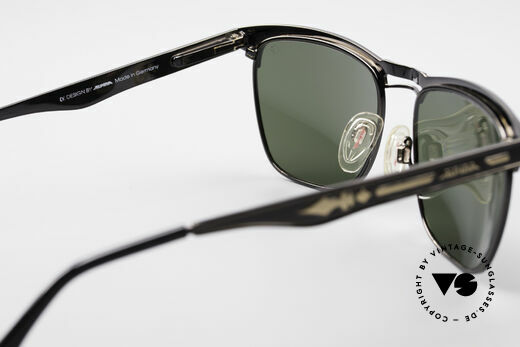 Alpina THE SPEARHEAD No Retro Sonnenbrille 90er, Original aus den 90ern - KEINE Retrosonnenbrille!, Passend für Herren und Damen
