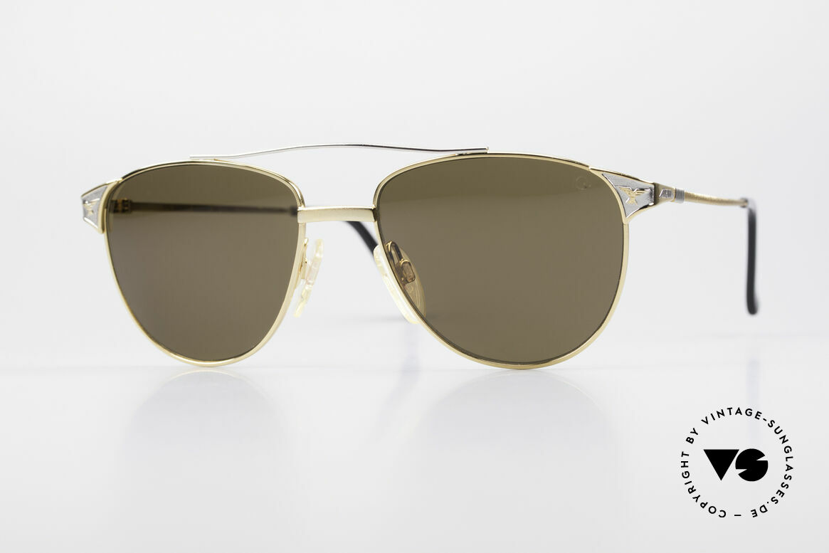 Alpina THE SHERIFF Alte Aviator Sonnenbrille 90er