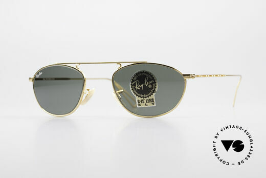 Ray Ban Modified Aviator Alte USA Ray-Ban Sonnenbrille Details