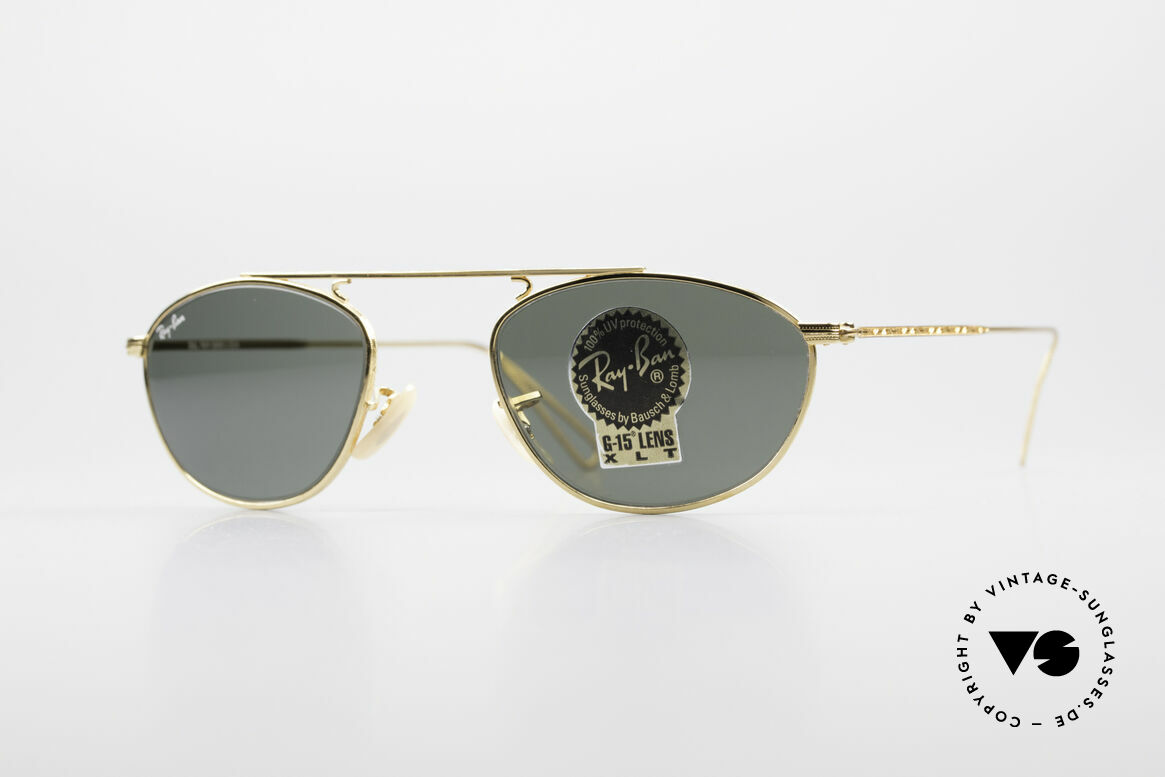 Ray Ban Modified Aviator Alte USA Ray-Ban Sonnenbrille