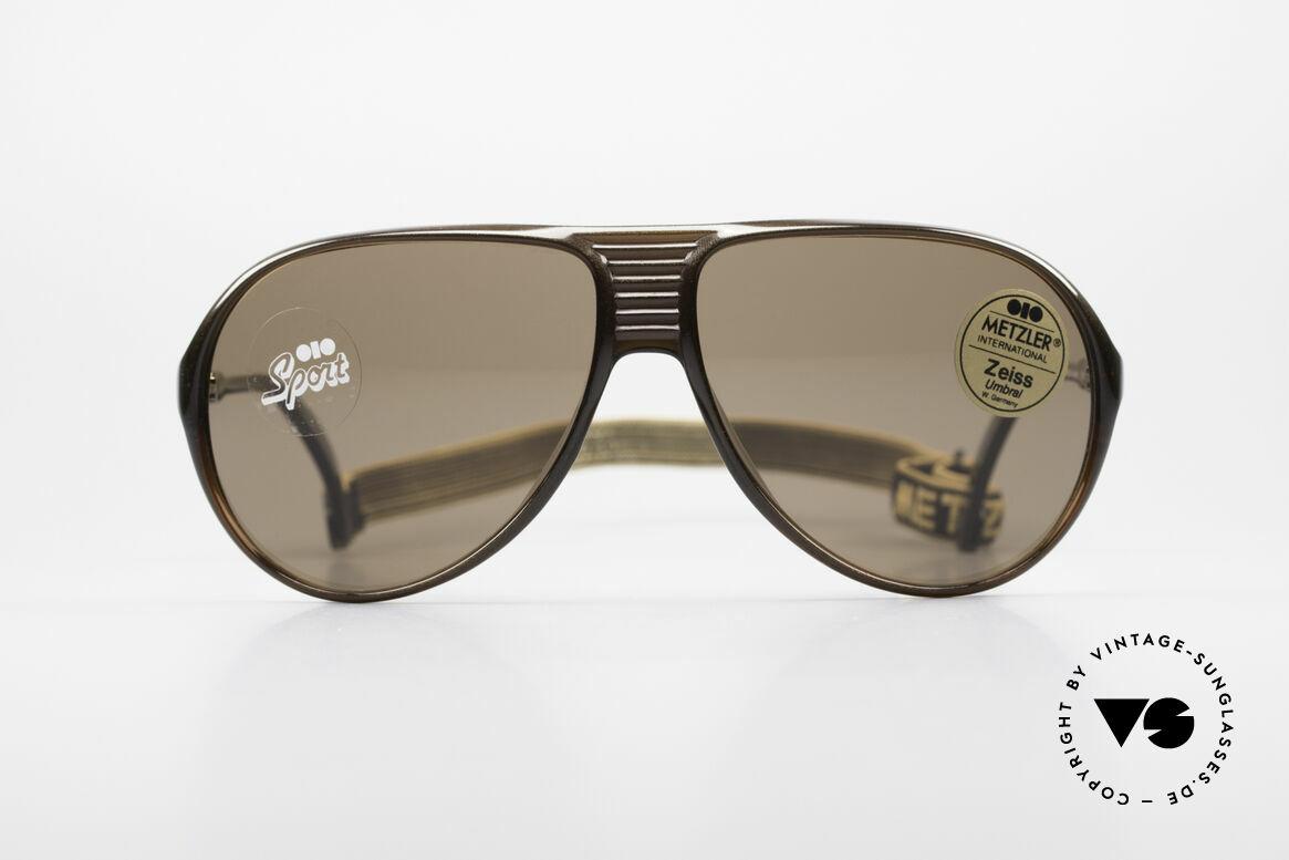 Metzler 0153 Alte 80er Sportsonnenbrille