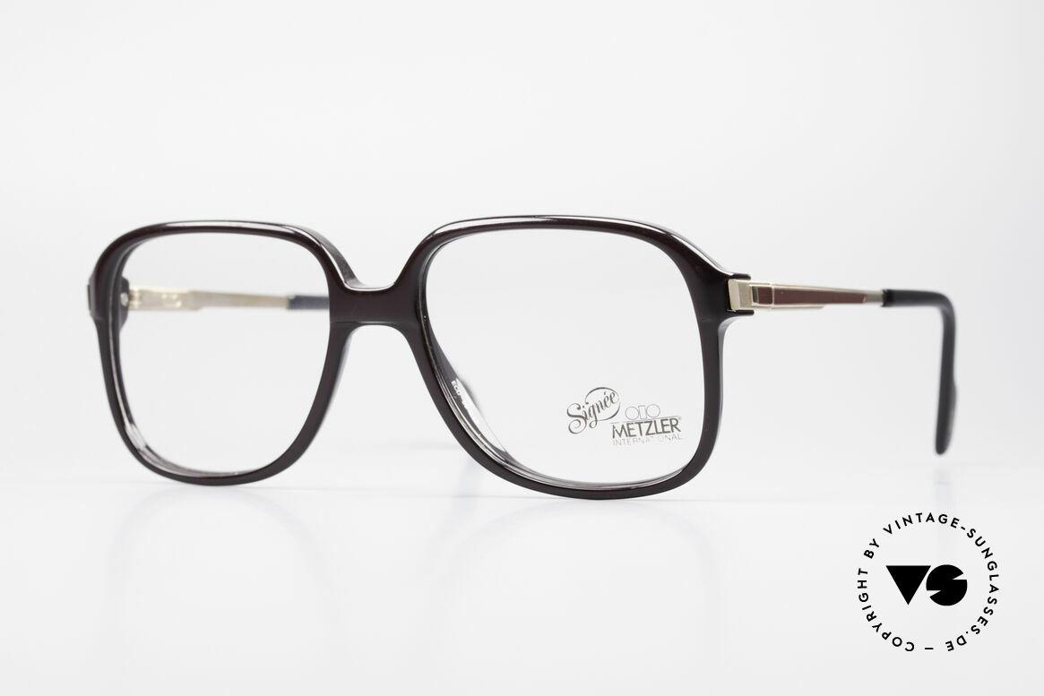 Metzler 0364 No Retrobrille 80er Vintage
