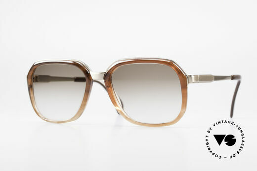 Metzler 6615 Echt 80er Vintage Sonnenbrille Details