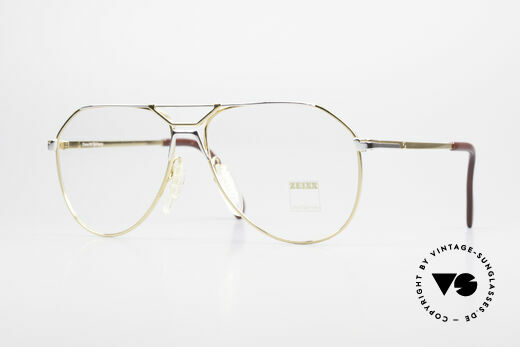 Zeiss 5897 West Germany Qualitätsbrille Details