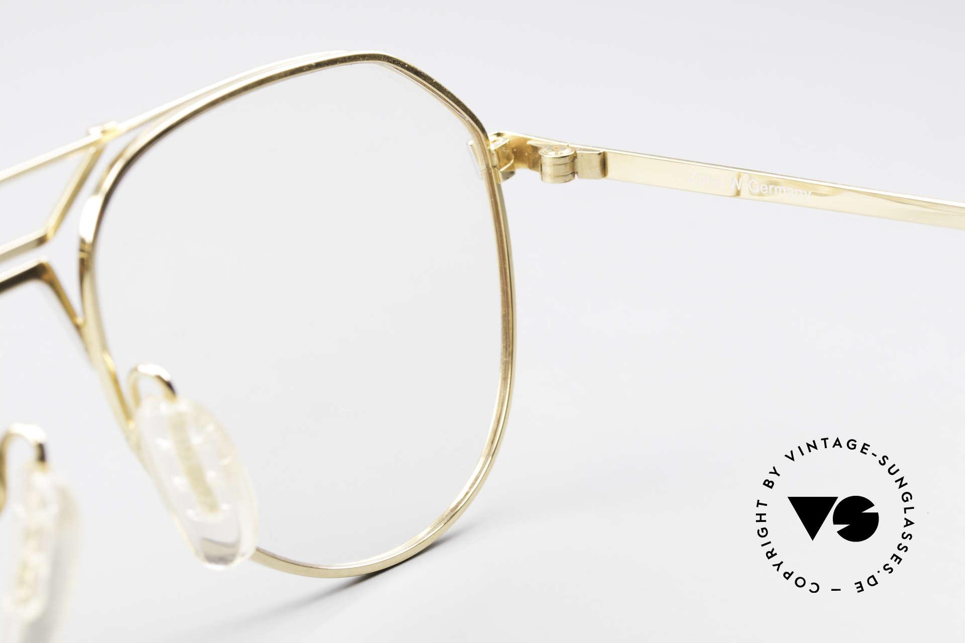 Zeiss 5897 West Germany Qualitätsbrille, KEINE RETROBRILLE, sondern 100% vintage Original, Passend für Herren