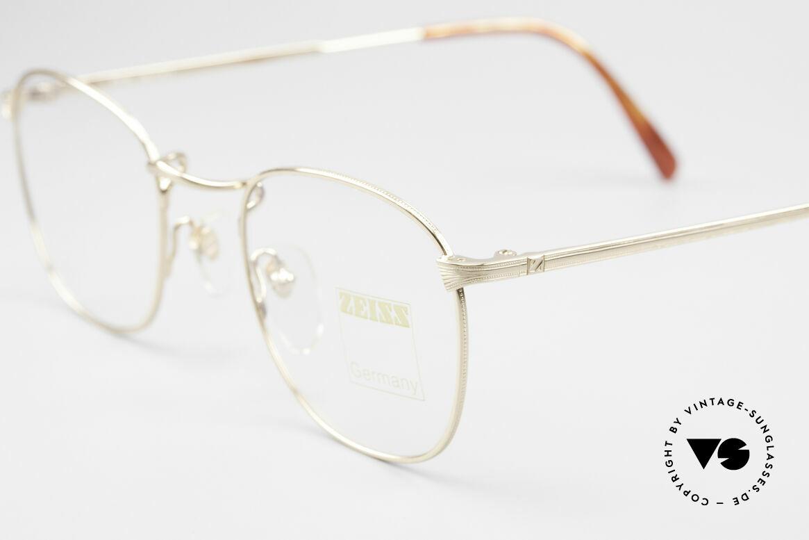 Zeiss 5988 Alte Vintage Brille Herren 90er, ungetragen (wie alle unsere alten Brillen von Zeiss), Passend für Herren