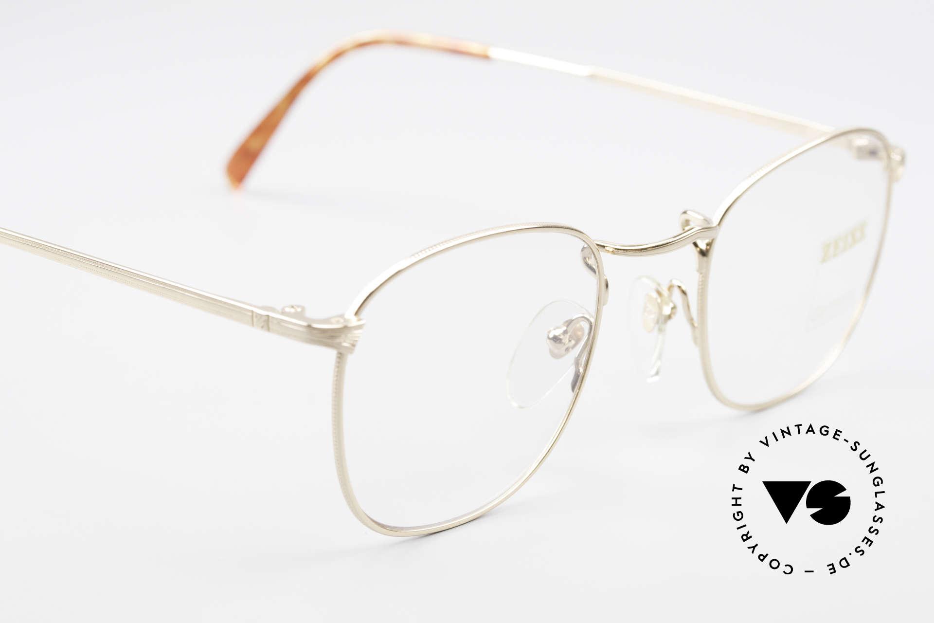 Zeiss 5988 Alte Vintage Brille Herren 90er, KEINE RETROBRILLE, sondern 100% vintage Original, Passend für Herren
