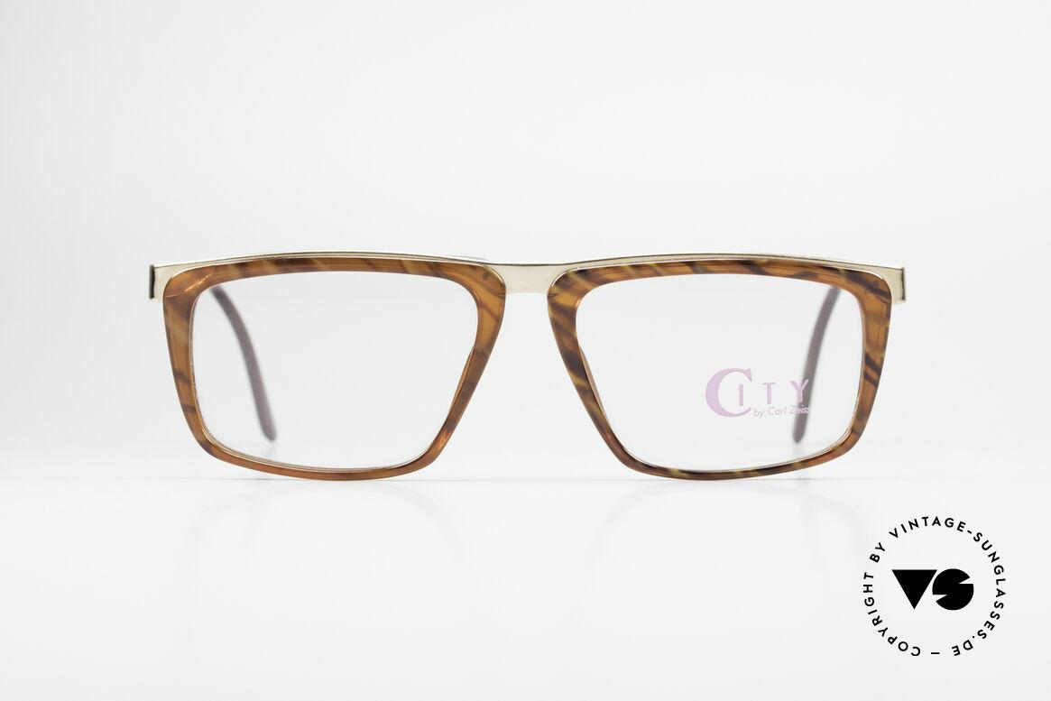 Zeiss 5967 90er Titanium Brille Herren, fühlbare 'MADE IN GERMANY' Qualität des Rahmens, Passend für Herren