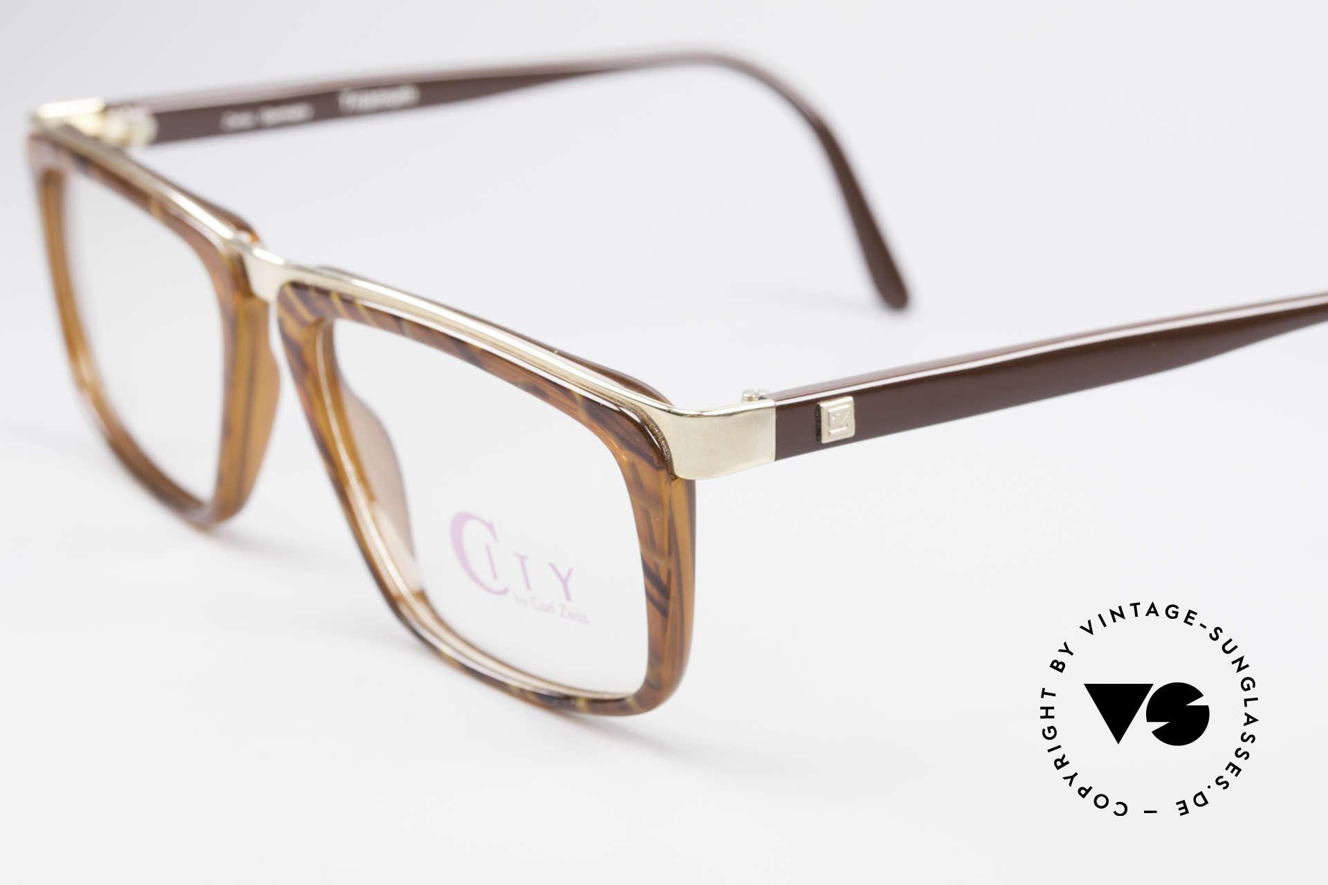 Zeiss 5967 90er Titanium Brille Herren, KEINE RETROBRILLE, sondern 100% vintage Original, Passend für Herren