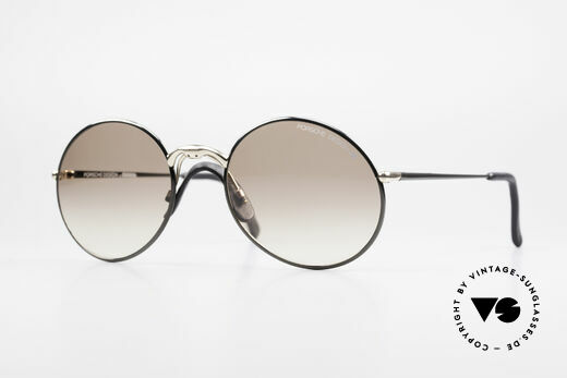 Porsche 5658 Vintage Sonnenbrille Herren Details