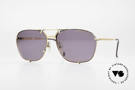 Porsche 5647 Vintage Sonnenbrille Herren Details