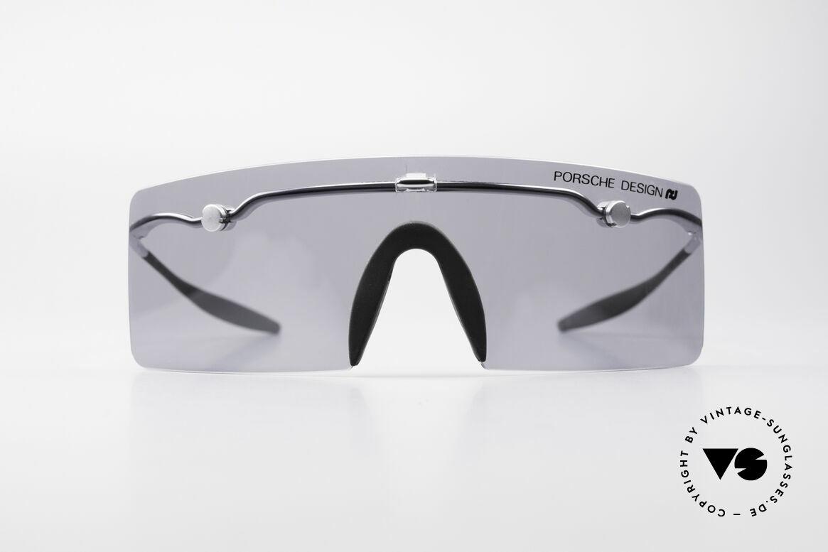Porsche 5693 F09 Faltsonnenbrille Mirrored, Porsche Design by Carrera 5693 70 6200 'S' F0.9 Brille, Passend für Herren