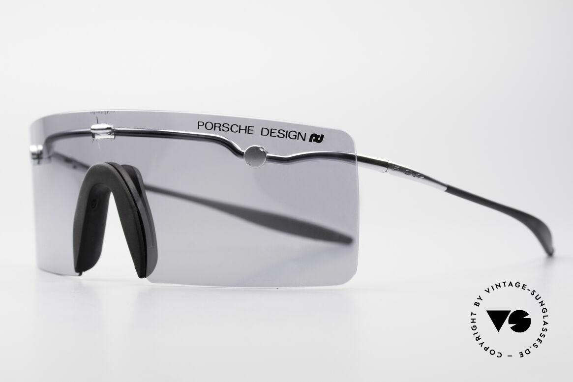 Porsche 5693 F09 Faltsonnenbrille Mirrored