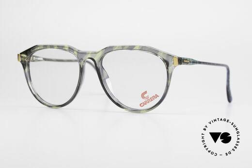 Carrera 5361 Vintage Optyl 90er Panto Brille Details
