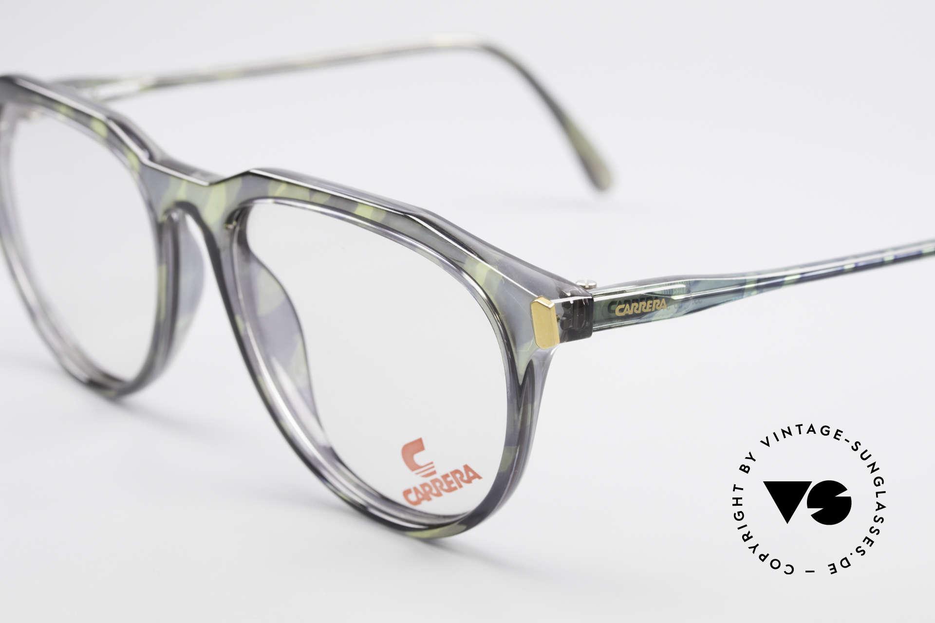 Carrera 5361 Vintage Optyl 90er Panto Brille, OPTYL-Material scheint zudem einfach nicht zu altern, Passend für Herren