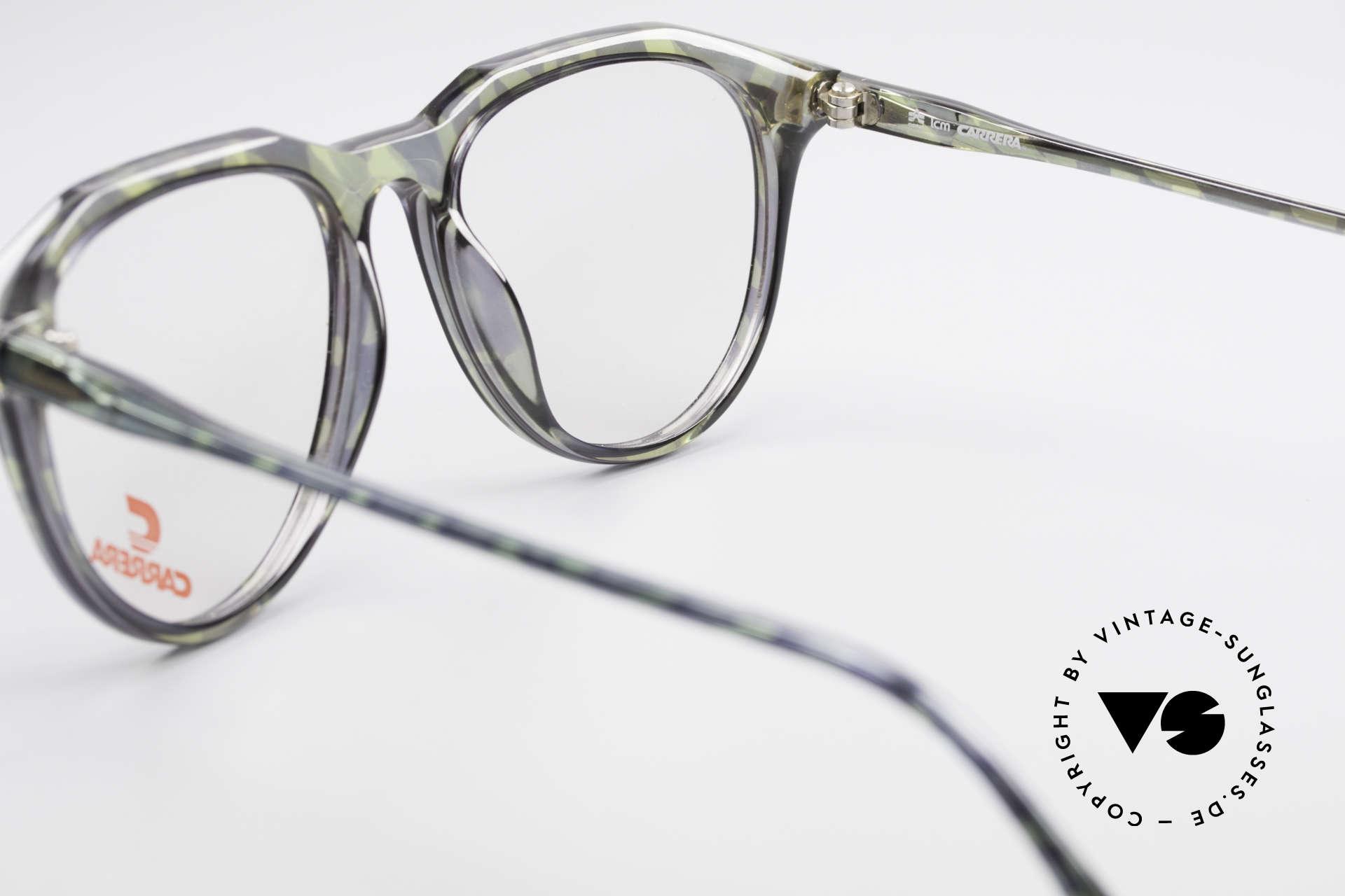 Carrera 5361 Vintage Optyl 90er Panto Brille, Fassung kann beliebig verglast werden (optisch / Sonne), Passend für Herren