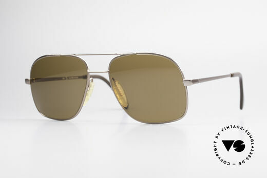 Zeiss 5375 West Germany Sonnenbrille Details