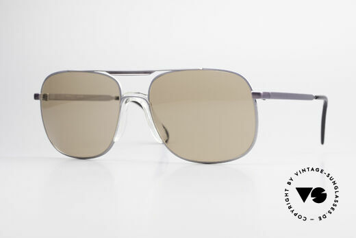 Zeiss 9311 Mineralglas Sonnenbrille 80er Details