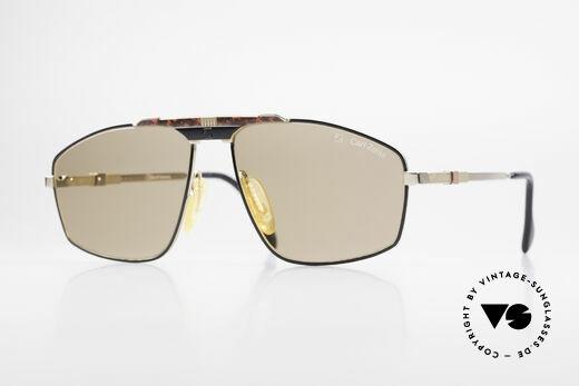 Zeiss 9925 Gentleman Sonnenbrille 80er Details