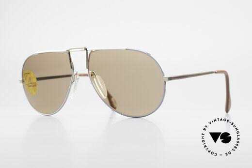 Zeiss 9357 Rare Pilotensonnenbrille 80er Details