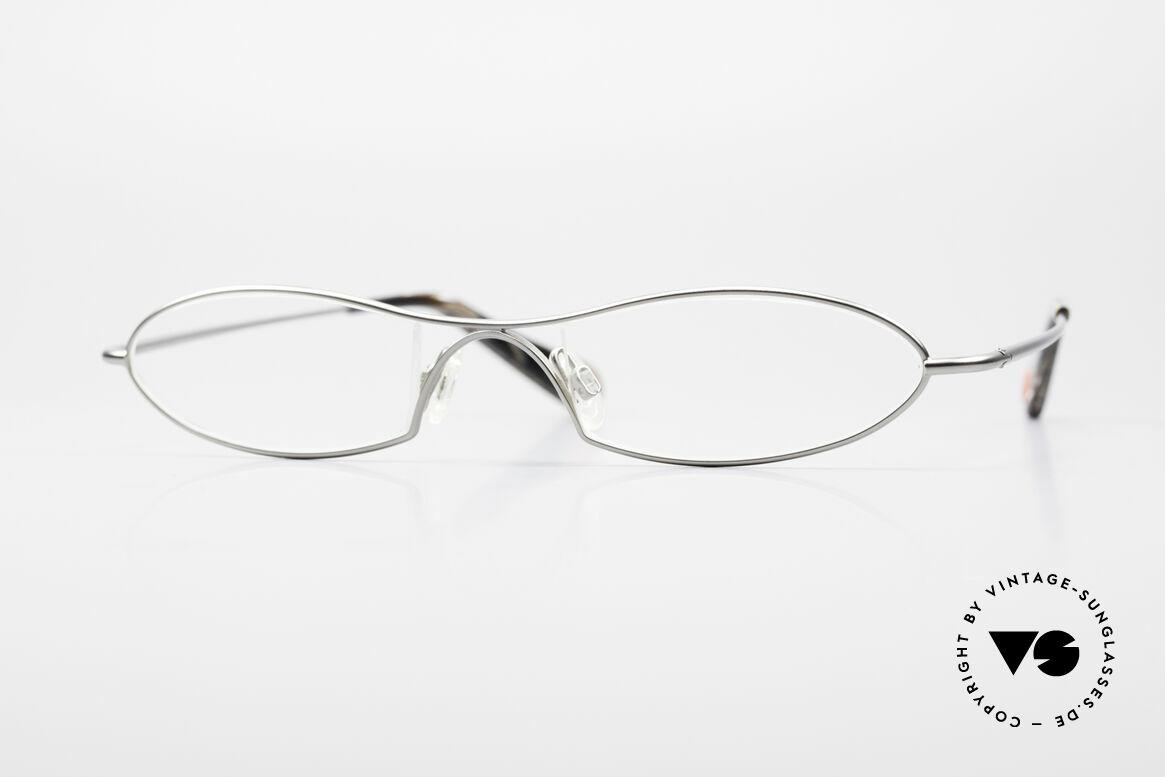 Bugatti 341 Odotype Herren Designer Vintage Brille