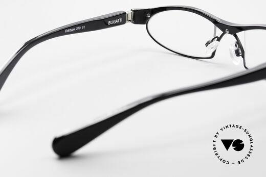 Bugatti 370 Odotype Herren Designer Brille Top, Modell als Brille oder Sonnenbrille verglasbar, Passend für Herren