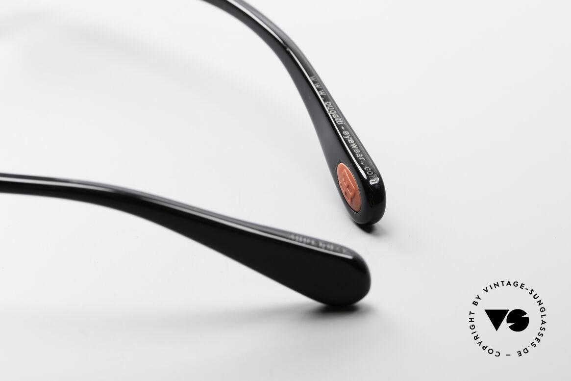Bugatti 370 Odotype Herren Designer Brille Top, Größe: small, Passend für Herren