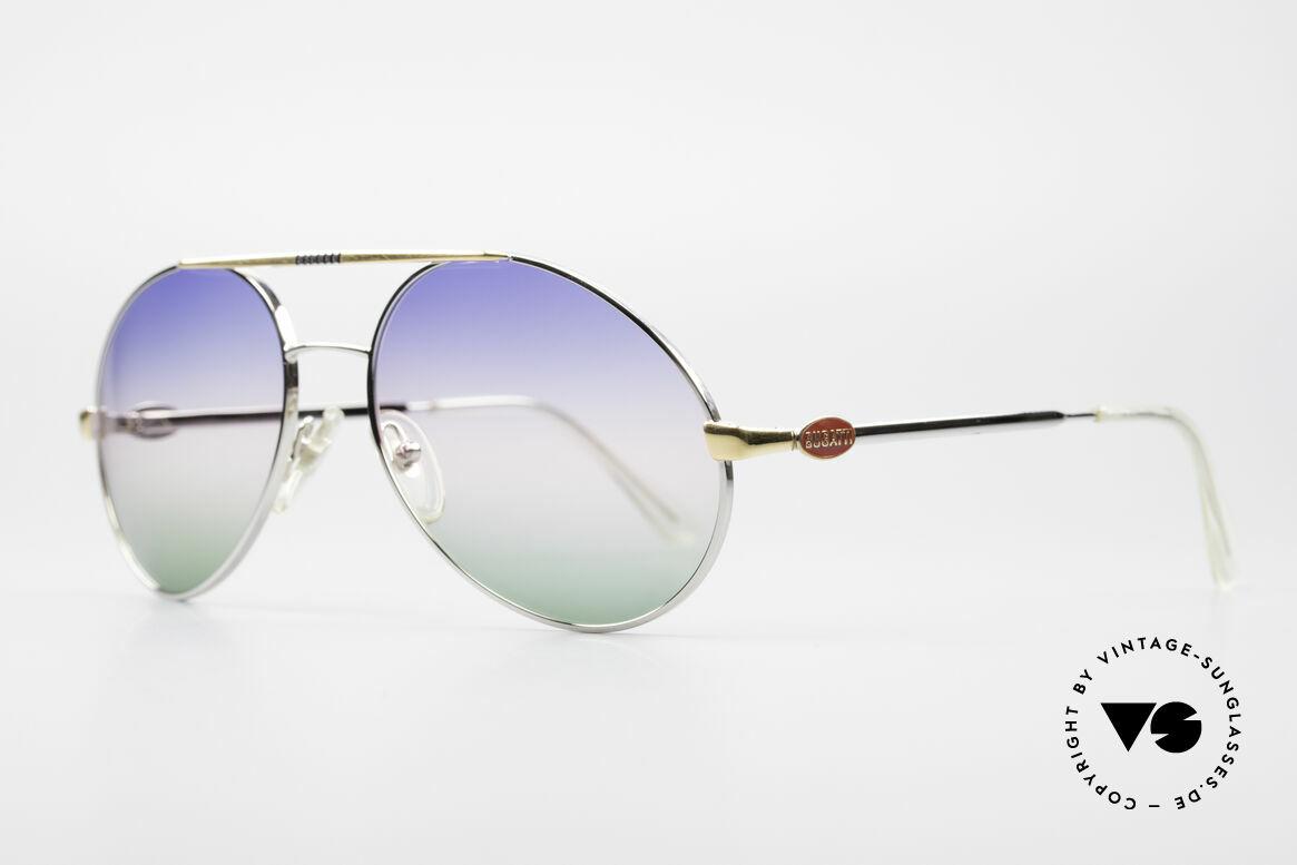 Bugatti 65982 Rare Vintage 80er Sonnenbrille