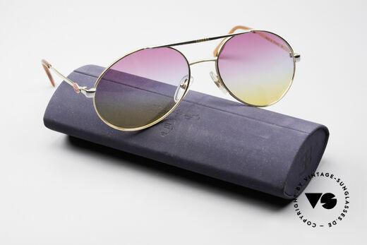 Bugatti 64320 Rare 80er Sonnenbrille Vintage