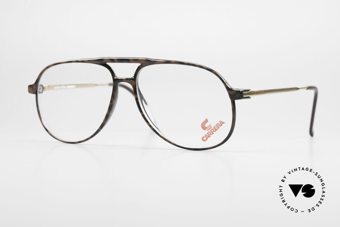 Carrera 5355 Kohlefaser Vintage Brille 90er, Carrera 5355 Carbon Fibre vintage Brille der 90er, Passend für Herren