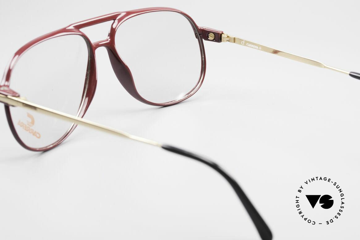 Carrera 5355 Kohlefaser Brille 90er Original