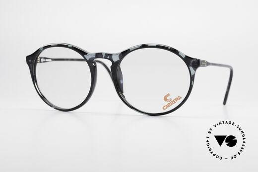 Carrera 5342 Vintage 90er Big Panto Brille Details