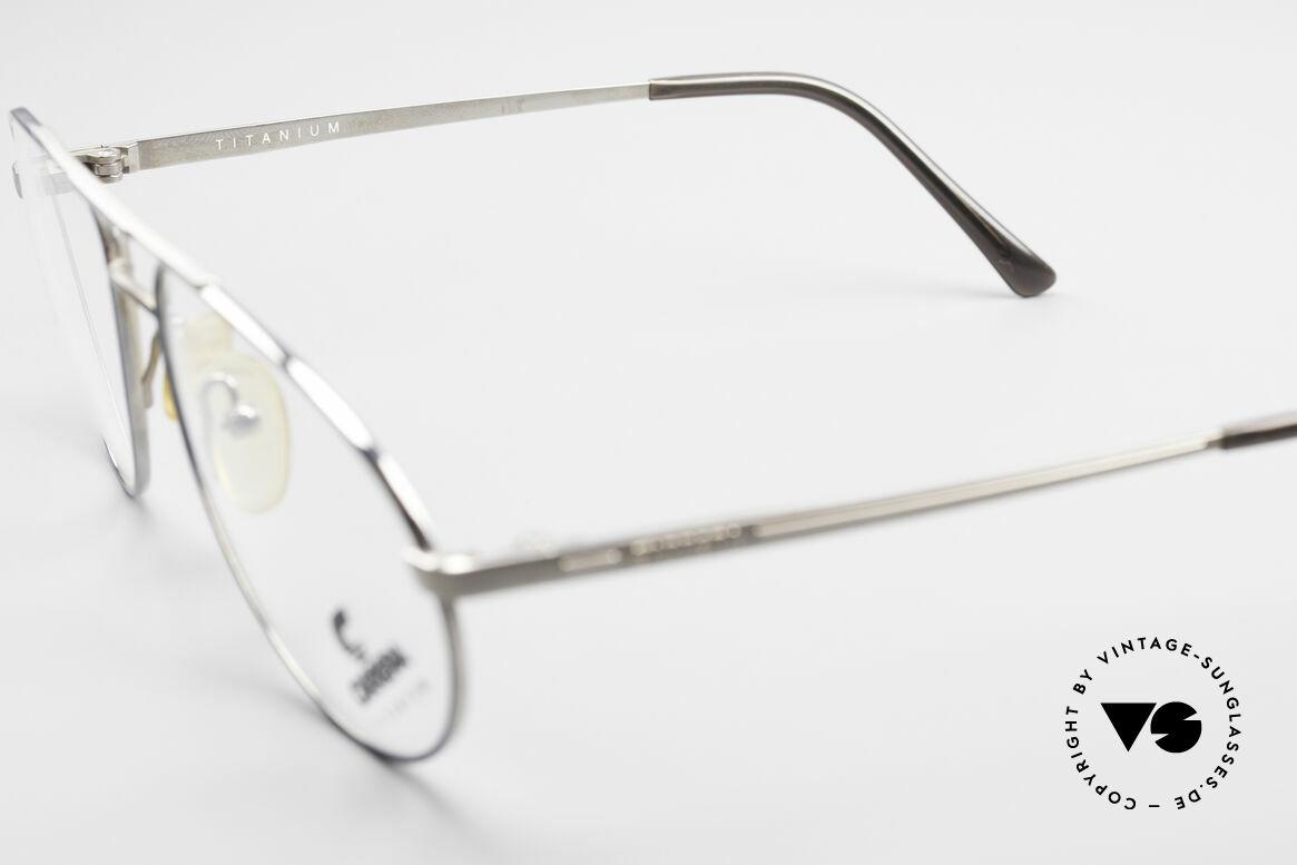 Carrera 5798 Titanium Vintage Brille 90er