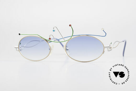 Casanova Primavera 90er Sonnenbrille Limitiert Details