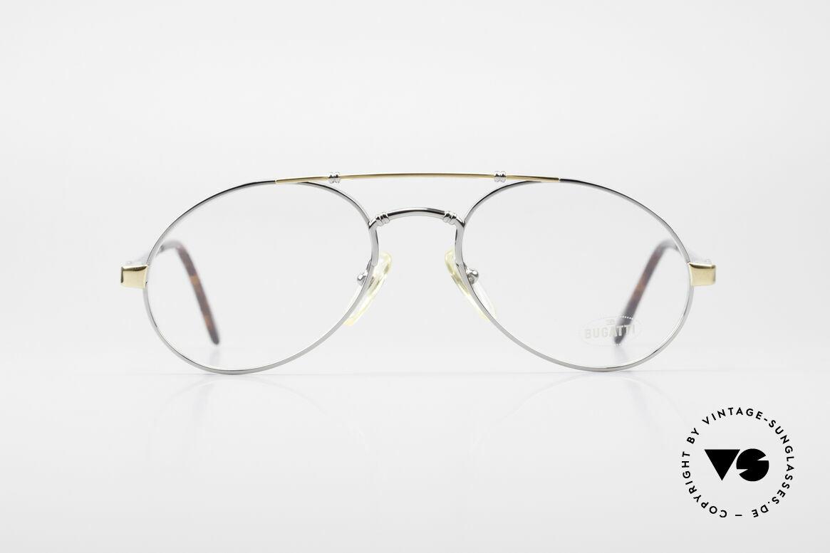 Bugatti 18526 80er Herren Vintage Brille