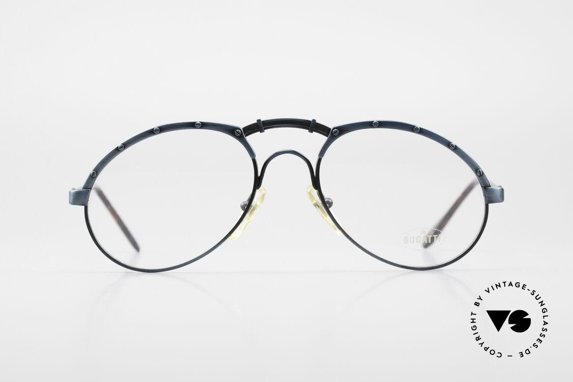 Bugatti 12028 Seltene 80er Vintage Brille
