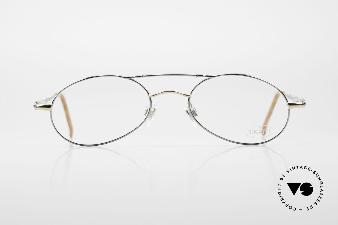 Bugatti 09992 90er Herren Vintage Brille