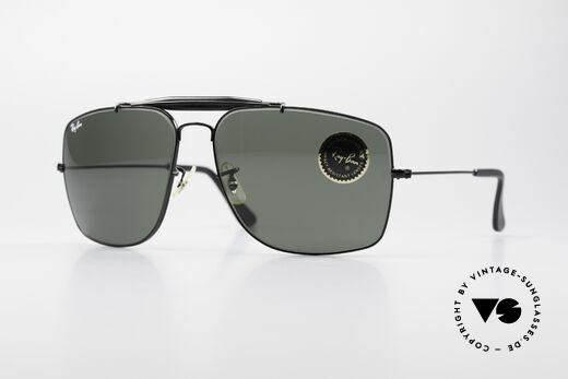 Ray Ban Explorer Large Alte B&L USA Ray-Ban Brille Details