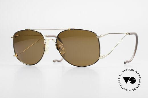 Neostyle Sunsport 1501 Titanflex Vintage Sonnenbrille Details