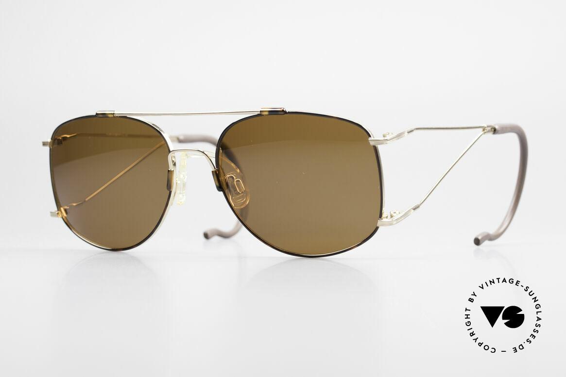 Neostyle Sunsport 1501 Titanflex Vintage Sonnenbrille, sensationelle vintage NEOflex Sport-Sonnenbrille, Passend für Herren