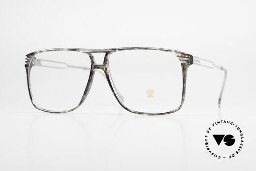 Neostyle Rotary Prestige 33 Titan Fassung 80er Brille Details