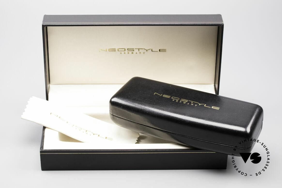 Neostyle Jet 30 Small Echte Vintage No Retro Brille, Größe: medium, Passend für Herren und Damen