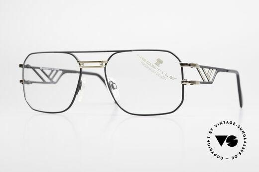 Neostyle Boutique 306 Champion Vintage Brille 80er Details