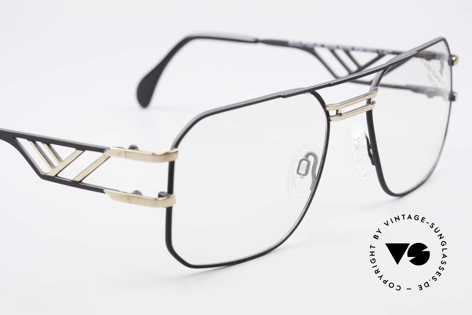 Neostyle Boutique 306 Champion Vintage Brille 80er, KEINE Retrobrille, sondern ein 80er Original, Passend für Herren