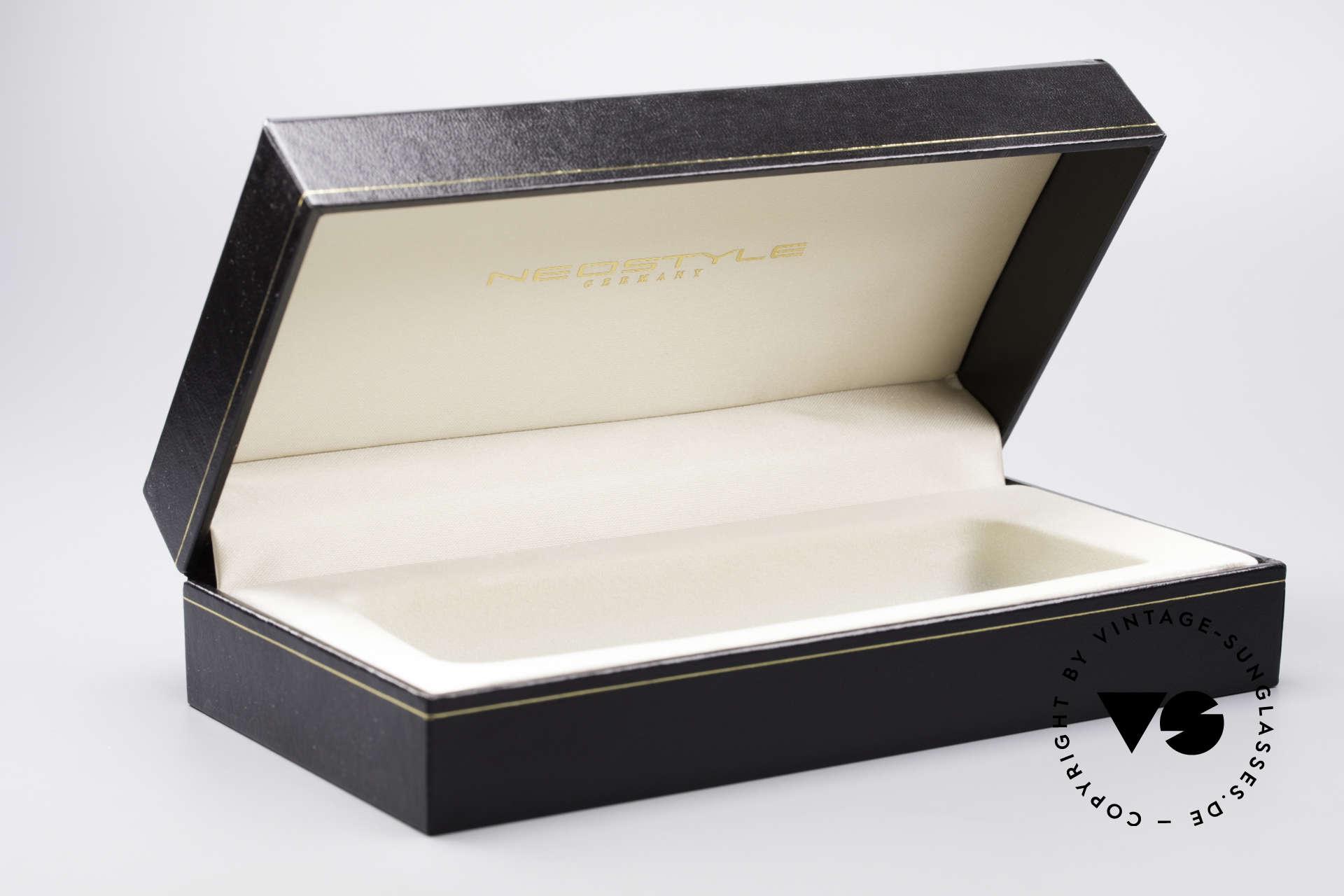 Neostyle Boutique 306 Champion Vintage Brille 80er, Größe: large, Passend für Herren