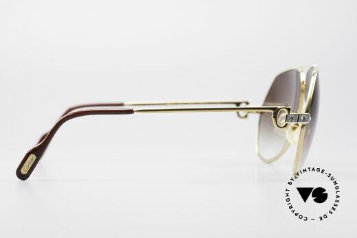 Cartier Vendome Santos - S Customized Crystal Edition, 2. hand Modell in großartigem vintage Zustand + OVP, Passend für Herren und Damen